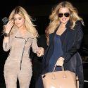 The Kardashians Sex Things Up At New York Fashion Week