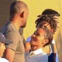 "<em><span class=""exclusive"">EXCLUSIVE PHOTOS</span></em> - Will And Jada Smith Can't Keep Their Hands Off Each Other"