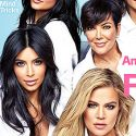 The Kardashian/Jenner Clan Are Super Fierce For Cosmo's 50th Birthday Issue