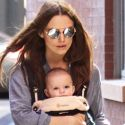 Keira Knightley And Hubby James Righton Go For A Walk With Their Adorable Daughter