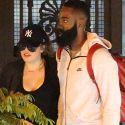 Report: Khloe Kardashian Flies to Houston To Be With Boyfriend James Harden Amid Lamar Odom Drama