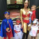 Kourtney Kardashian's Halloween Squad Is The Cutest Thing Ever