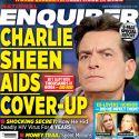 <em>National Enquirer</em>: Charlie Sheen Is HIV-Positive