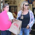 "<em><span class=""exclusive"">EXCLUSIVE</span></em> - Denise Richards Keeps Her Cool After Charlie Sheen HIV Bombshell"
