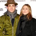 Jennifer Aniston And Justin Theroux Have A Low-Key Date Night In The Big Apple