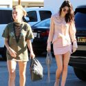 Kendall Jenner And Hailey Baldwin Shop Up A Storm