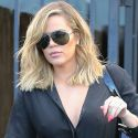 Khloe Kardashian's Nips And Nails Are On Point