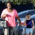 Suri Cruise Can't Wait To Kick Up Her Heels At Dance Class
