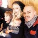 Ashlee Simpson And Evan Ross Go On A Family Vacation To Aspen