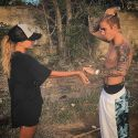 Justin Bieber Reignites Romance Rumors On Tropical Vacay With Hailey Baldwin