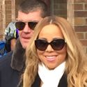 "<em><span class=""exclusive"">EXCLUSIVE PHOTOS</span></em> - Mariah Carey And James Packer Pack In Some Together-Time In Aspen"