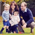 Prince George And Princess Charlotte Look Precious In The Royal Christmas Card