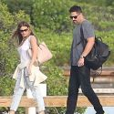 "<em><span class=""exclusive"">EXCLUSIVE PHOTOS</span></em> - Sofia Vergara And Joe Manganiello Return From Sexy Honeymoon In Turks & Caicos"