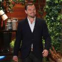 Leonardo DiCaprio Talks About His Near Death Experiences While Promoting <em>The Revenant</em> On <em>Ellen</em>