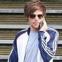Louis Tomlinson Visits With Son Freddie And His Baby Mama Briana Jungwirth