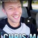 Chris Martin Road Trips With James Corden In Pre-Superbowl Carpool Karaoke