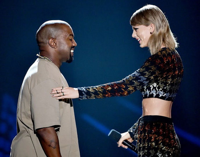 Kanye West dubs Taylor Swift as 'liar' over 'Famous' lyric attack