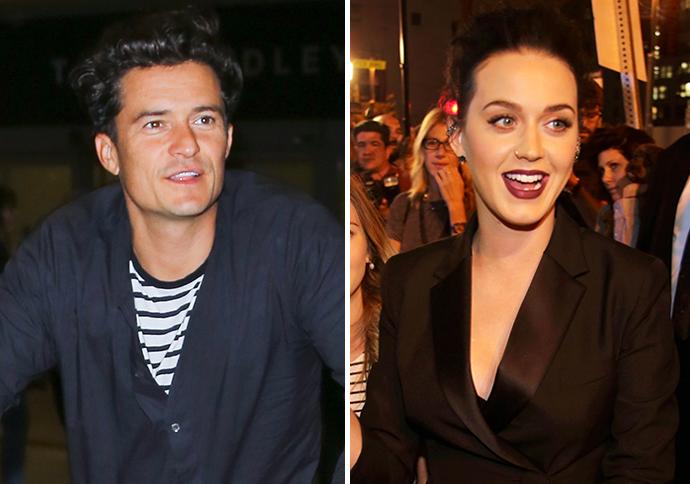 Katy Perry y Orlando Bloom. ¿Al fin noviazgo? Katy-perry-orlando-bloom