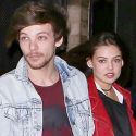"<em><span class=""exclusive"">EXCLUSIVE PHOTOS</span></em> - Louis Tomlinson And His Girlfriend Danielle Campbell Look Totally In Love"