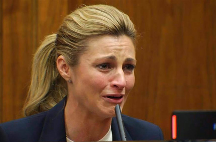 Erin Andrews Wins $55 million