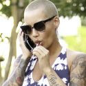 Amber Rose Goes To Town On A Lollipop