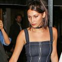 Bella Hadid Hitches A Ride With The Weeknd After Partying With Gal Pals All Night