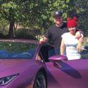 Rob Kardashian Buys Blac Chyna A $200K Huracan Lamborghini