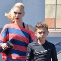 Gwen Stefani Takes Her Sons On A Shopping Spree After Reaching Divorce Settlement