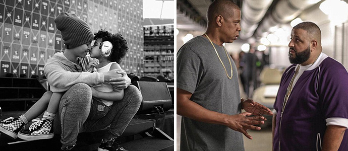 Beyonce And Jay Z Remove Their Wedding Rings Amid Divorce Rumors