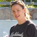 Jennifer Garner Is Absolutely Glowing After Her Workout