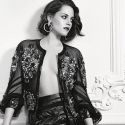 Kristen Stewart Goes Topless For Chanel