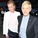 Portia de Rossi And Ellen DeGeneres Have A Date Night In Matching Blazers