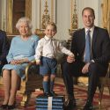 Prince George Outshines The Rest Of The Royals In New Family Portrait