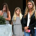 "<em><span class=""exclusive"">EXCLUSIVE PHOTOS</span></em> - Charlie Sheen Shuns <br>Ex-Wife Denise Richards And Kids After Cutting Them Off Financially"