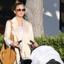 New Mom Chrissy Teigen Takes Daughter Luna On Her Very First Shopping Spree