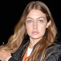 Gigi Hadid Shows Off Her Shrinking Midriff While Partying At The Nice Guy