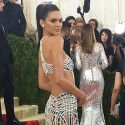 Kendall And Kylie Jenner Face Off On The Met Gala Red Carpet