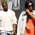 Kim Kardashian Turns Heads In A Sexy Orange Dress At Soho House