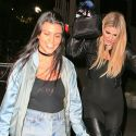 Super Sexy Khloe Kardashian Bares Her Big Booty In See-Through Pants