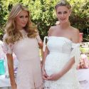 Paris Hilton Helps Throw Sister Nicky Hilton A Baby Shower And Then Jets Off To Cannes