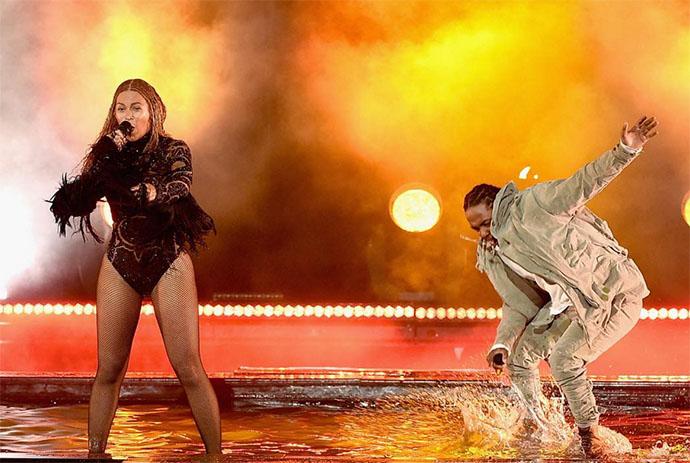 Jennifer Hudson Pays Off BET's Prince Threat ... Look Away, Madonna