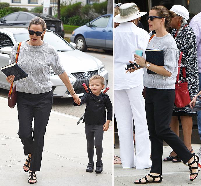 Jennifer Garner Pregnant With Ex Ben Afflecks Baby