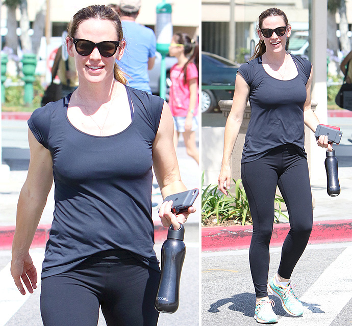 Alicia Key Bilder Jennifer Garner nackt