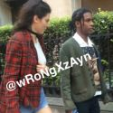 Kendall Jenner And A$AP Rocky Have A Hot Dinner Date In Paris