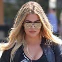 Khloe Kardashian Flaunts Her Juicy Booty In A Pair Of Spandex