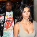 Kanye West Comments On Orlando Shooting Before Jetting Off To Paris With Kim Kardashian