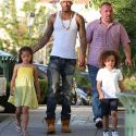 Nick Cannon Is On Double-Time Daddy Duty With His Twins
