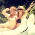 Calvin Harris Breaks His Silence On Twitter After Taylor Swift Split