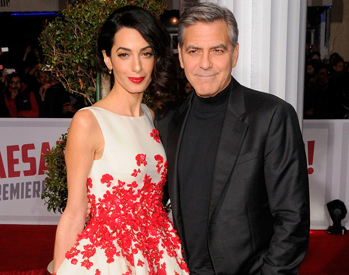 Report: Amal Clooney Is Pregnant!