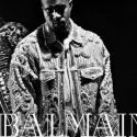 Kim Kardashian And Kanye West Cry In The New Balmain Campaign Video